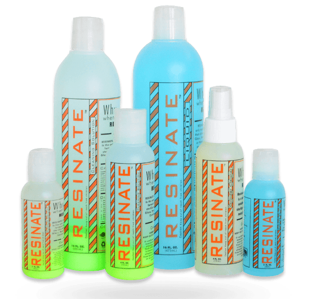Resinate® Cleaners • Best Glass, Bong Cleaner On The Market